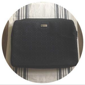 Coach laptop case/cover